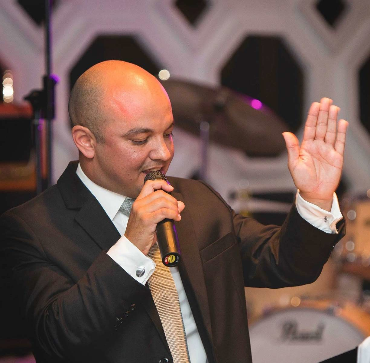 Jason Kazanis is one of the best fundraising auctioneers
