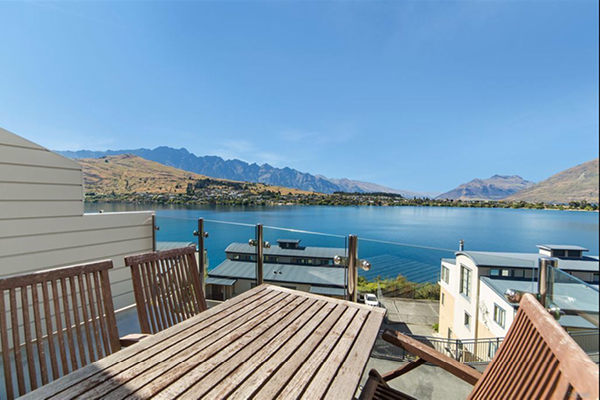 Auction item for fundraiser - Queenstown Holiday