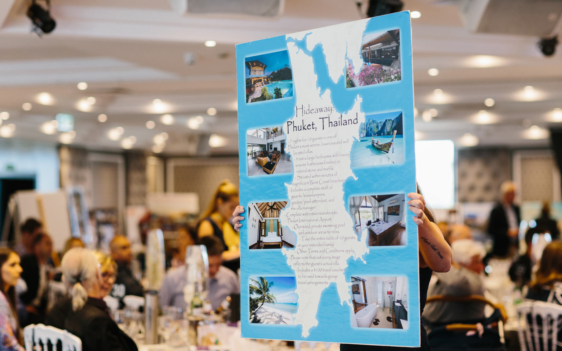Auction-items-for-fundraisers---Holiday-package-Phuket-for-silent-auctions